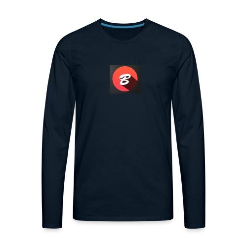 BENTOTHEEND PRODUCTS - Men's Premium Long Sleeve T-Shirt