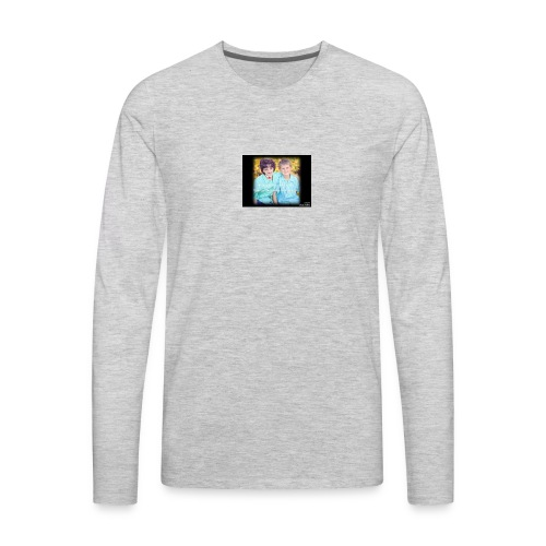 wonder - Men's Premium Long Sleeve T-Shirt