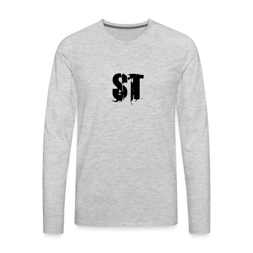 Simple Fresh Gear - Men's Premium Long Sleeve T-Shirt
