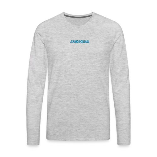 SandSquad - Men's Premium Long Sleeve T-Shirt