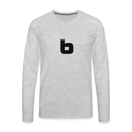 just b - Men's Premium Long Sleeve T-Shirt