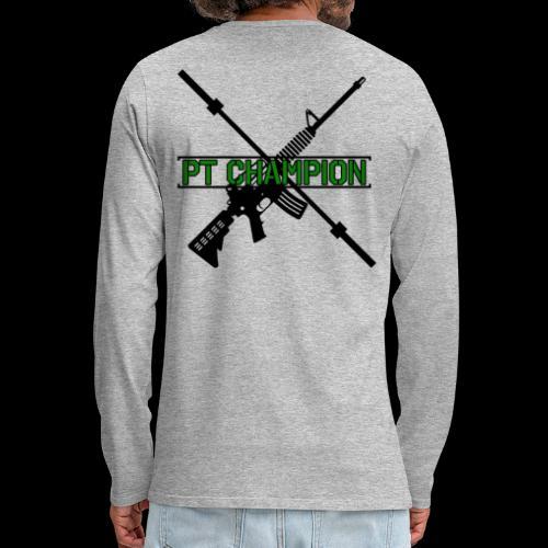 PT CHAMP - Men's Premium Long Sleeve T-Shirt