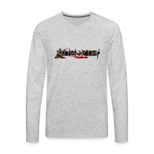 EoW Battleground - Men's Premium Long Sleeve T-Shirt