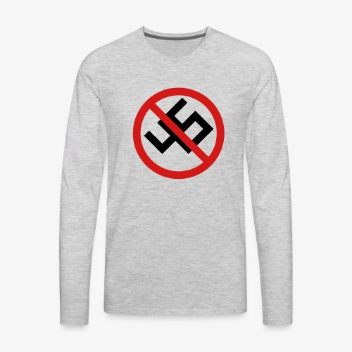 NO45 - Men's Premium Long Sleeve T-Shirt