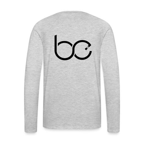 logo no words sq - Men's Premium Long Sleeve T-Shirt