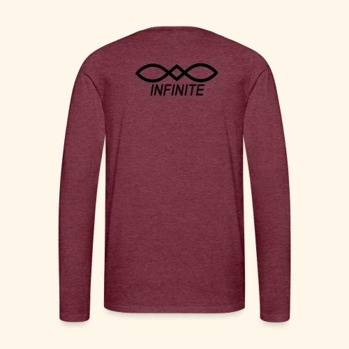 INFINITE - Men's Premium Long Sleeve T-Shirt