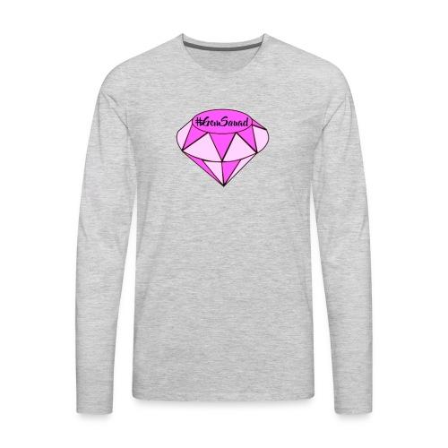 LIT MERCH - Men's Premium Long Sleeve T-Shirt