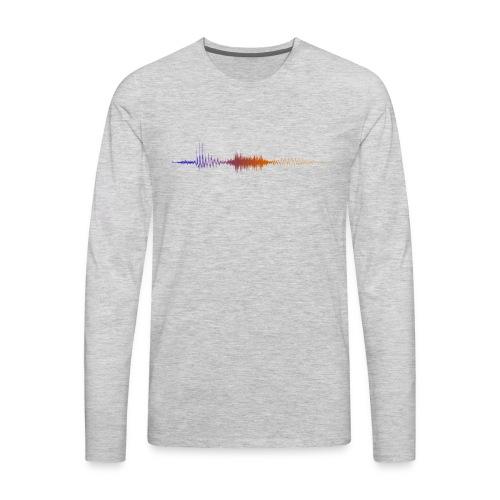 Passion Wave - Men's Premium Long Sleeve T-Shirt