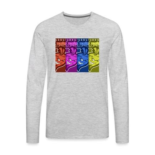 turnup juice - Men's Premium Long Sleeve T-Shirt