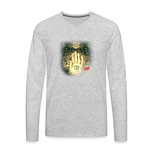 Rare Horror Occult - Men's Premium Long Sleeve T-Shirt