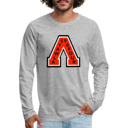 The Rouge - Men's Premium Long Sleeve T-Shirt
