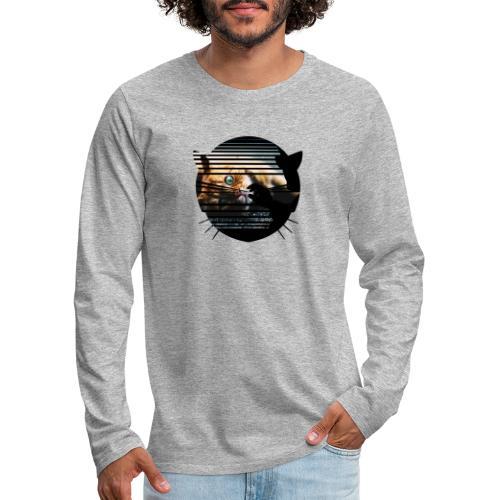 Body Double collection - Men's Premium Long Sleeve T-Shirt