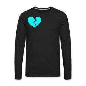 CLD HRT - Men's Premium Long Sleeve T-Shirt