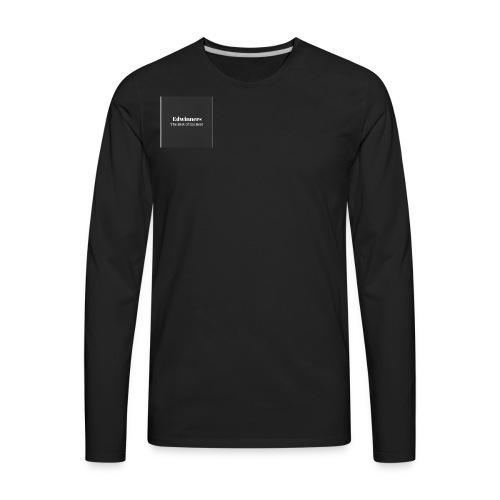 Edwinners - Men's Premium Long Sleeve T-Shirt