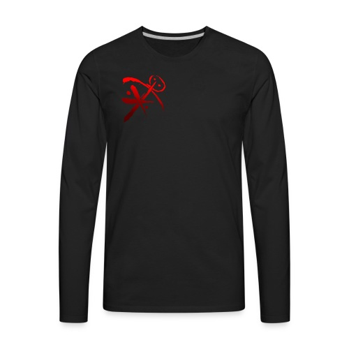 CUSTOM PLAYZ - Men's Premium Long Sleeve T-Shirt