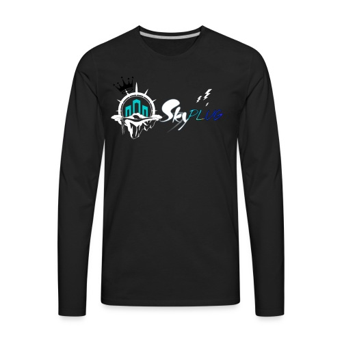 SkyPlug - Men's Premium Long Sleeve T-Shirt