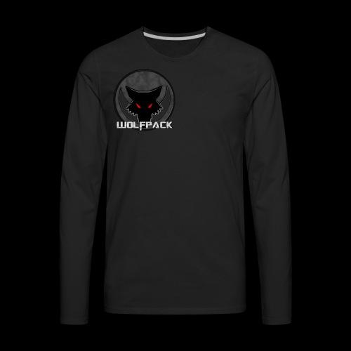 WolfPack Production - Men's Premium Long Sleeve T-Shirt