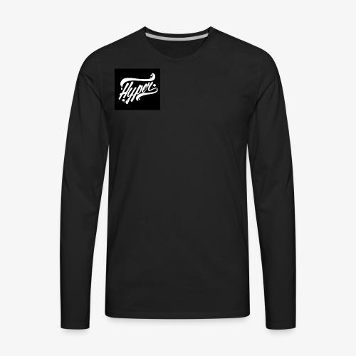 merchandise the bro hypers - Men's Premium Long Sleeve T-Shirt