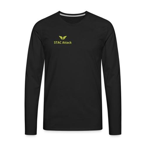 STAC Attack Pack - Men's Premium Long Sleeve T-Shirt