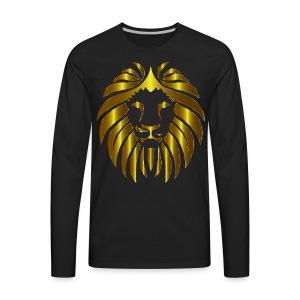 Lion United - Men's Premium Long Sleeve T-Shirt
