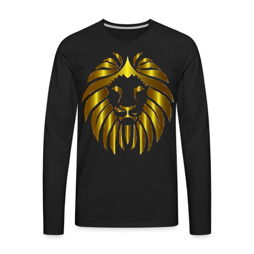Lion United - Men's Premium Long Sleeve T-Shirt