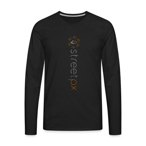 Urban Explorer StreetPX Logo - Men's Premium Long Sleeve T-Shirt