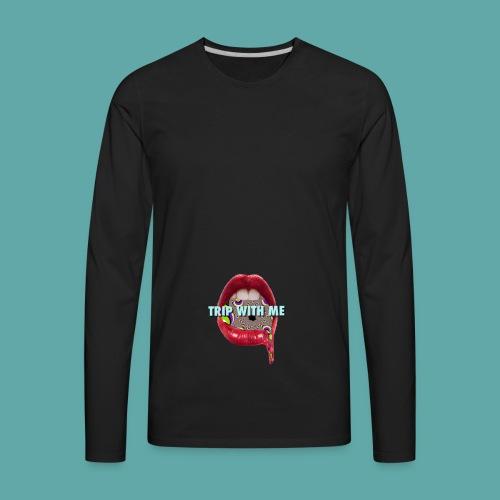 TRIP WITH ME - Men's Premium Long Sleeve T-Shirt