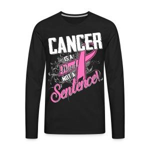 Cancer Survivor Tees - Men's Premium Long Sleeve T-Shirt