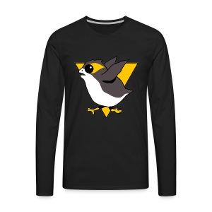 Pittsburgh Porguins - Men's Premium Long Sleeve T-Shirt