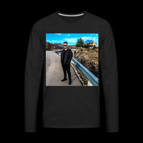 IMG 20180210 143431 481 - Men's Premium Long Sleeve T-Shirt