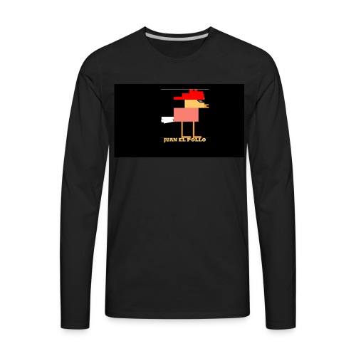 Juan El Pollo - Men's Premium Long Sleeve T-Shirt