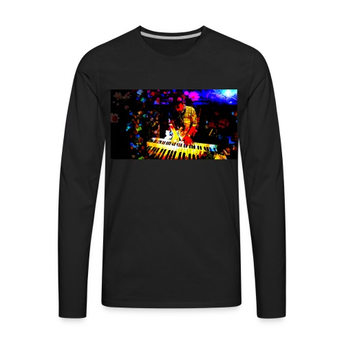New video Moment douce - Men's Premium Long Sleeve T-Shirt