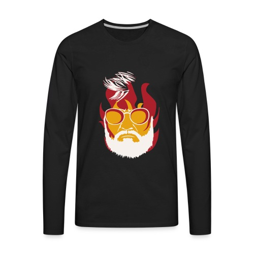 KABALI 02 - Men's Premium Long Sleeve T-Shirt