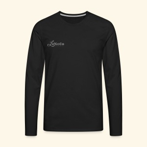LENOCO A Family Company - Men's Premium Long Sleeve T-Shirt