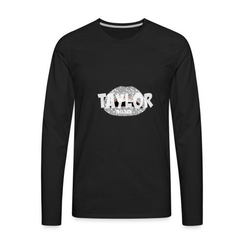 Taylor McLean - Men's Premium Long Sleeve T-Shirt