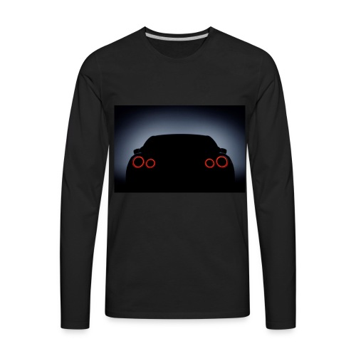 Nissan GTR - Men's Premium Long Sleeve T-Shirt