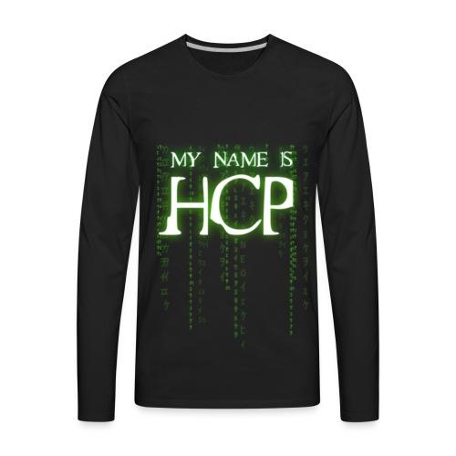 SAP HCP NEO - Jam Band 2016 Barcelona Edition - Men's Premium Long Sleeve T-Shirt