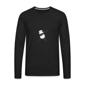 panda dab - Men's Premium Long Sleeve T-Shirt