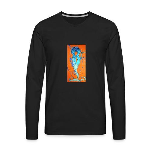 lust - Men's Premium Long Sleeve T-Shirt