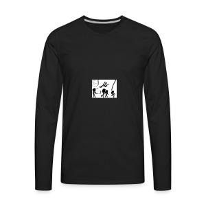 Joseph Gaming Official T-Shirt - Men's Premium Long Sleeve T-Shirt