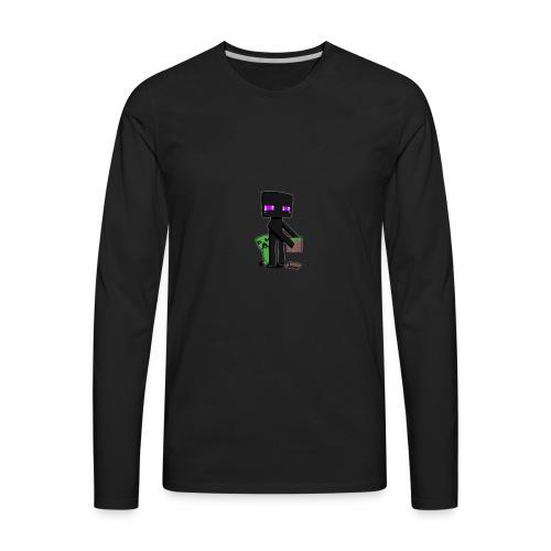 crafter - Men's Premium Long Sleeve T-Shirt