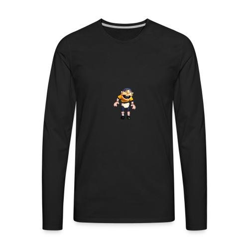 animatronic jeffy by aidenmoonstudios daiunxp - Men's Premium Long Sleeve T-Shirt