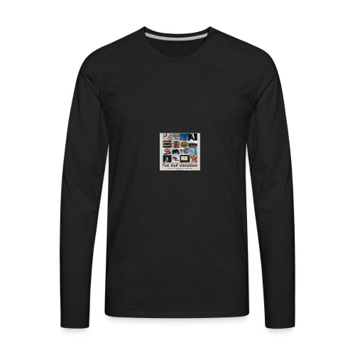 The Gr8 Unkn0wn - Men's Premium Long Sleeve T-Shirt