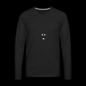 Namuna Logo - Men's Premium Long Sleeve T-Shirt