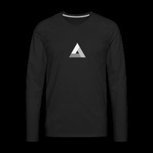 The Power of Three (Tri) - Men's Premium Long Sleeve T-Shirt