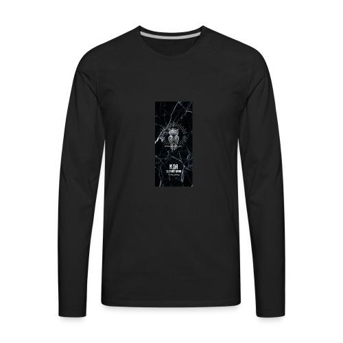 coque-BLAKKK - Men's Premium Long Sleeve T-Shirt
