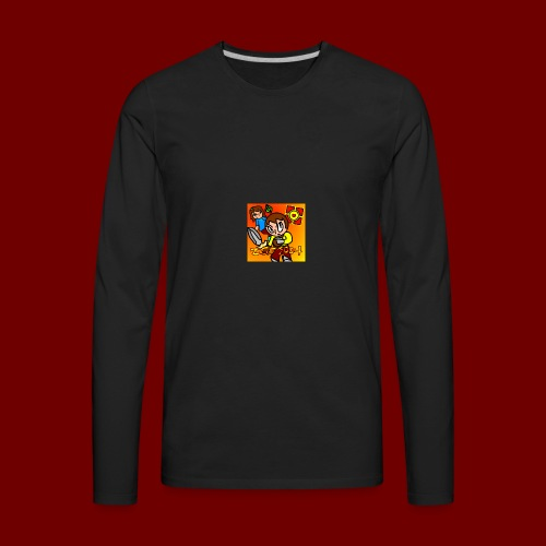 profilepic - Men's Premium Long Sleeve T-Shirt