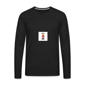 FriesFoLife - Men's Premium Long Sleeve T-Shirt