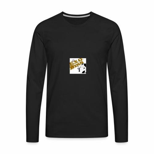 The Exo-Diss - Men's Premium Long Sleeve T-Shirt