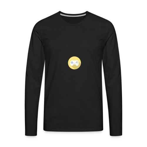 Gaming - Men's Premium Long Sleeve T-Shirt